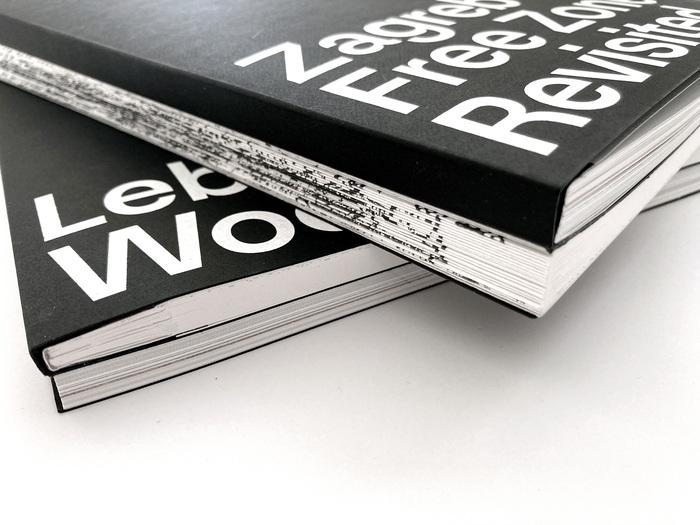 Lebbeus Woods: Zagreb Free Zone Revisited catalog 2
