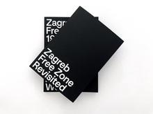 <cite>Lebbeus Woods: Zagreb Free Zone Revisited</cite> catalog