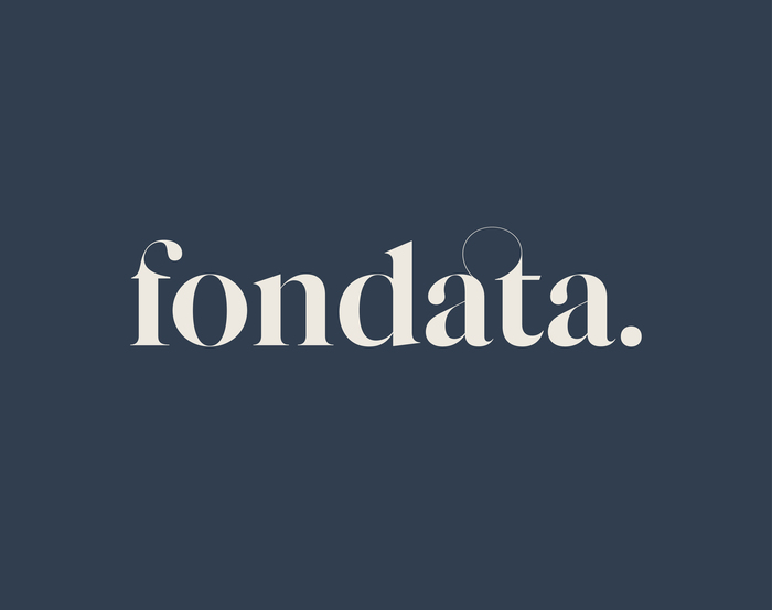 Fondata brand identity and first issue 2
