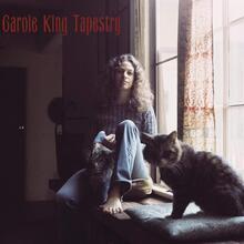 Carole King – <cite>Tapestry</cite> album art
