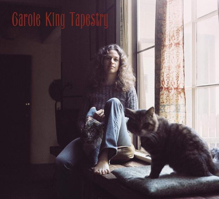 Carole King – Tapestry album art 1