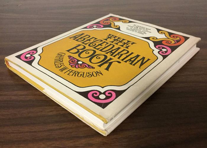 The Abecedarian Book by Charles W. Ferguson 10