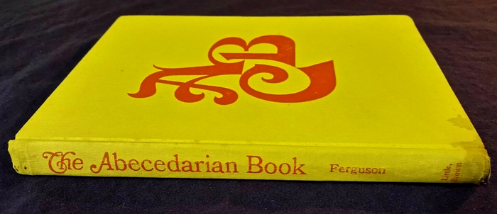 The Abecedarian Book by Charles W. Ferguson 3