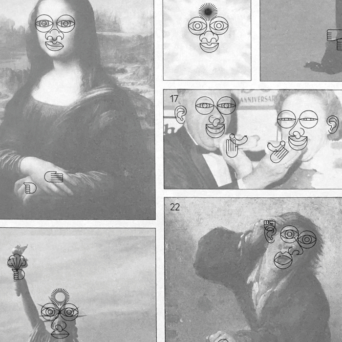 Piktogramme, Lebenszeichen, Emojis: Die Gesellschaft der Zeichen, Leopold-Hoesch-Museum 2