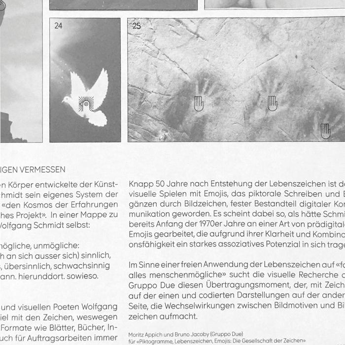 Piktogramme, Lebenszeichen, Emojis: Die Gesellschaft der Zeichen, Leopold-Hoesch-Museum 4