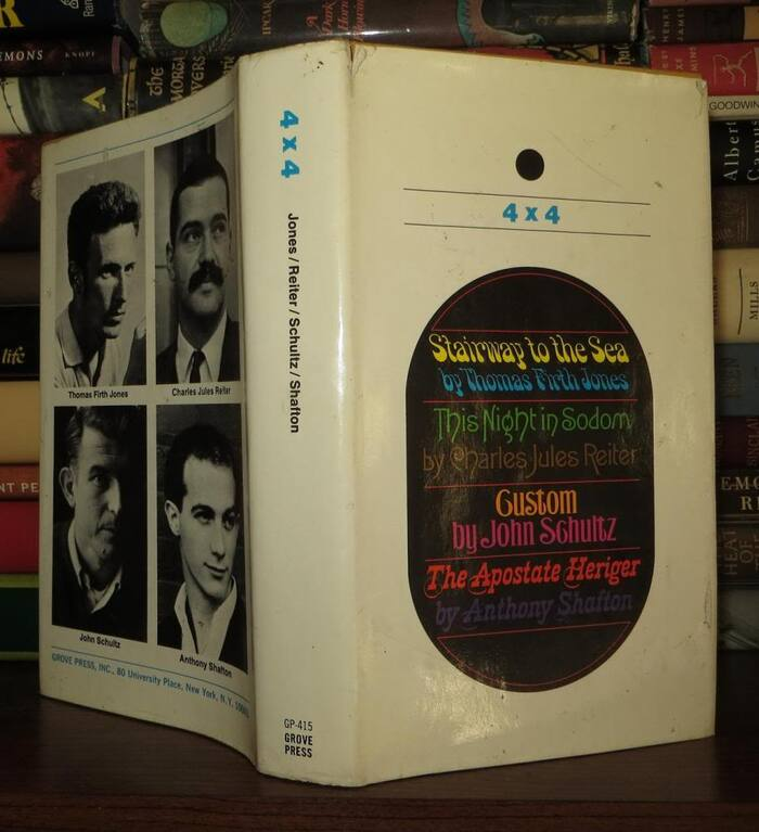 4x4 (Grove Press, 1962) 3