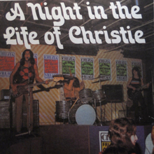 """""""A Night in the Life of Christie"""" article by Gordon Coxhill in <cite>Girl! Girl! Girl!</cite> annual 1972 (Purnell)"""