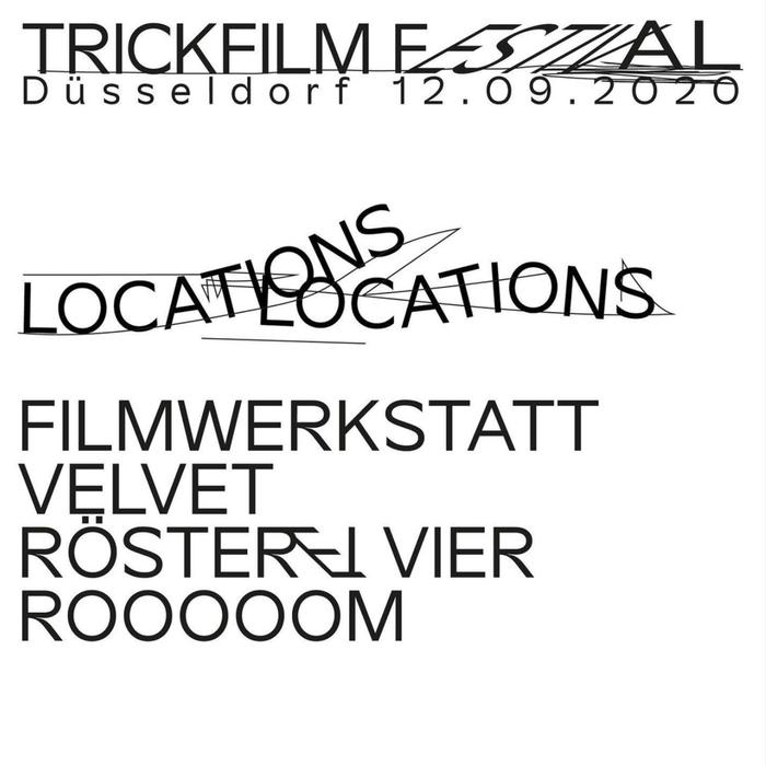 Trickfilm Festival Düsseldorf 2020 5