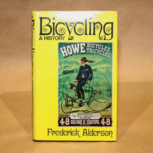 <cite>Bicycling. A History</cite> by Frederick Alderson (David &amp; Charles)