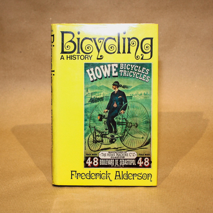 Bicycling. A History by Frederick Alderson (David & Charles) 3