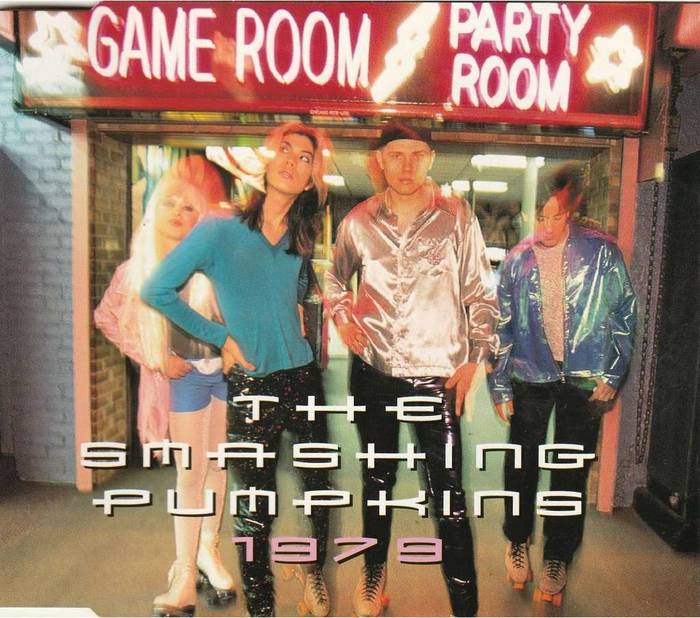 "The Smashing Pumpkins – ""1979"" single 1"