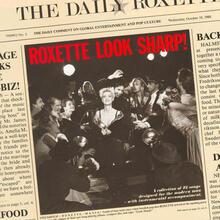 Roxette – <cite>Look Sharp!</cite> album cover
