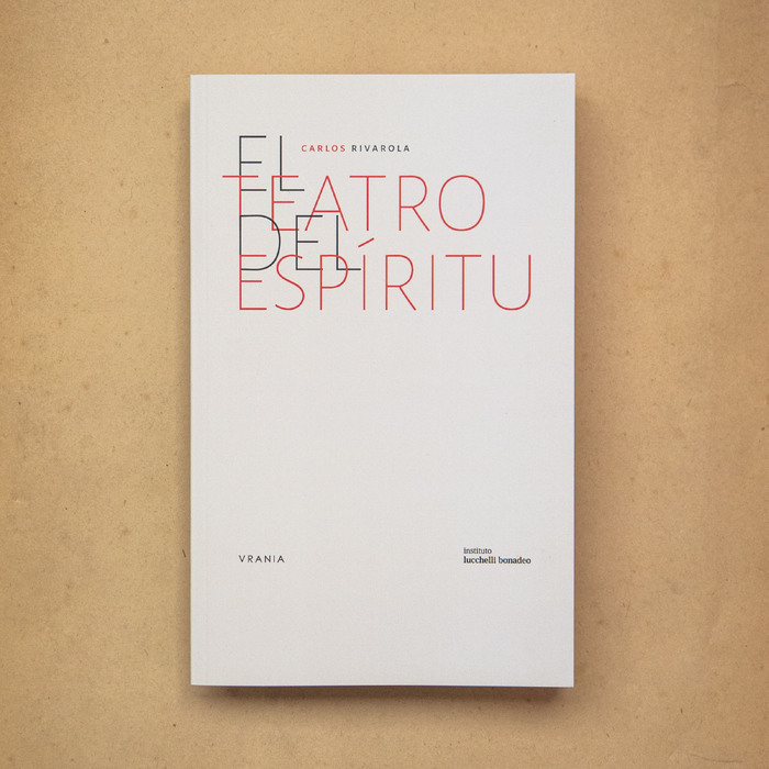 El teatro del espíritu by Carlos Rivarola 1