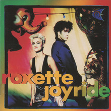Roxette – <cite>Joyride</cite> album cover