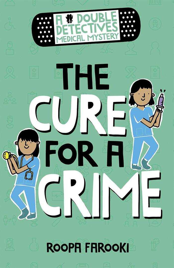 Double Detectives book series 1