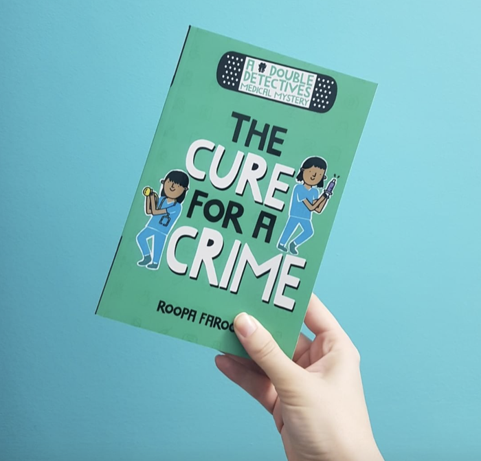 Double Detectives book series 3