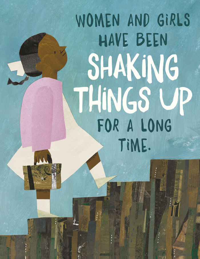 Shaking Things Up by Susan Hood 6