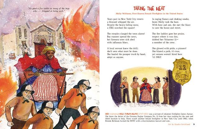 Shaking Things Up by Susan Hood 4