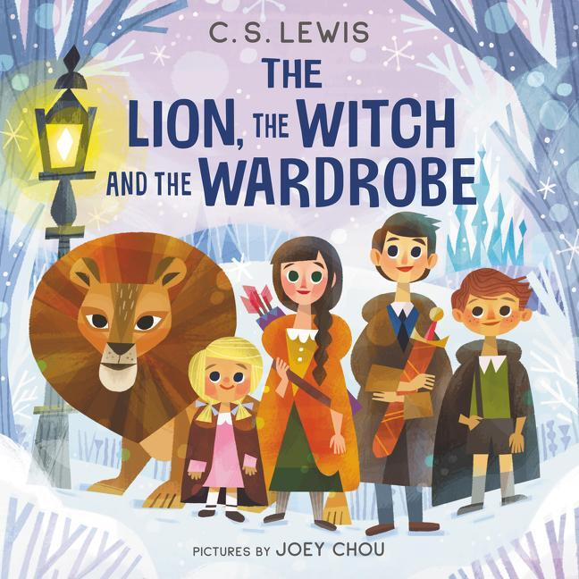 The Lion, the Witch and the Wardrobe by C.S. Lewis 1