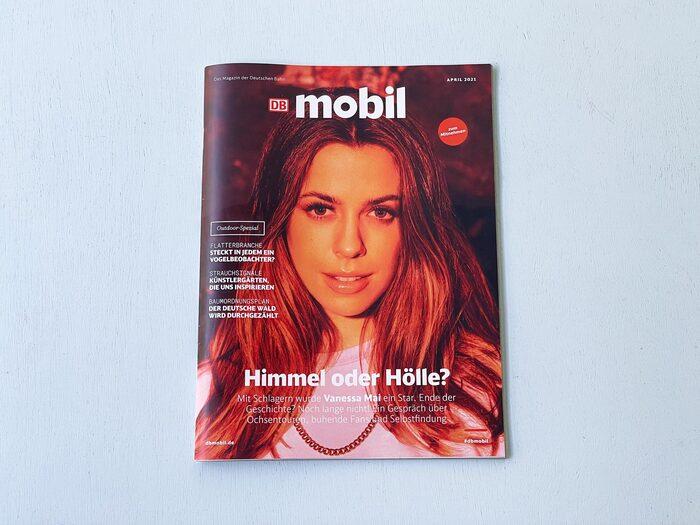 DB Mobil, April 2021 issue 2