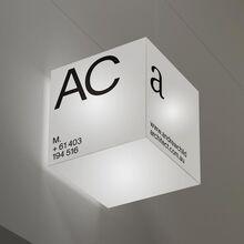 Andrew Child Architect visual identity