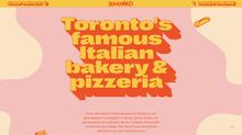 Lamanna's Bakery website