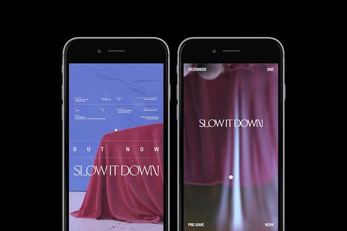 """Kelland & Miranda Joan – """"Slow It Down"""" single 3"""