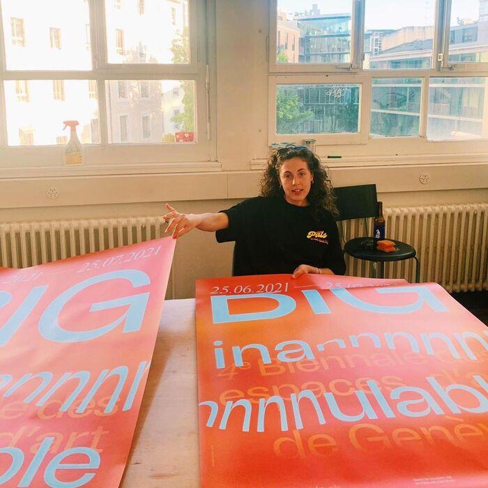 BIG – Biennale Inannulable des espaces d'art de Genève 2021 2