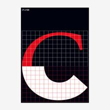 """Change"" poster, Romanian Design Week 2020"