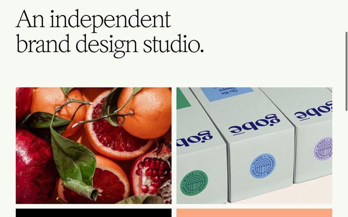 Missy Reinikainen Studio website 1