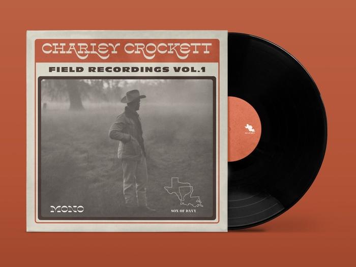 Charley Crockett – Field Recordings Vol. 1 album art 1