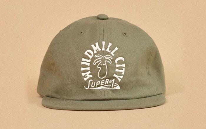 Windmill City Super #1 brand identity 6