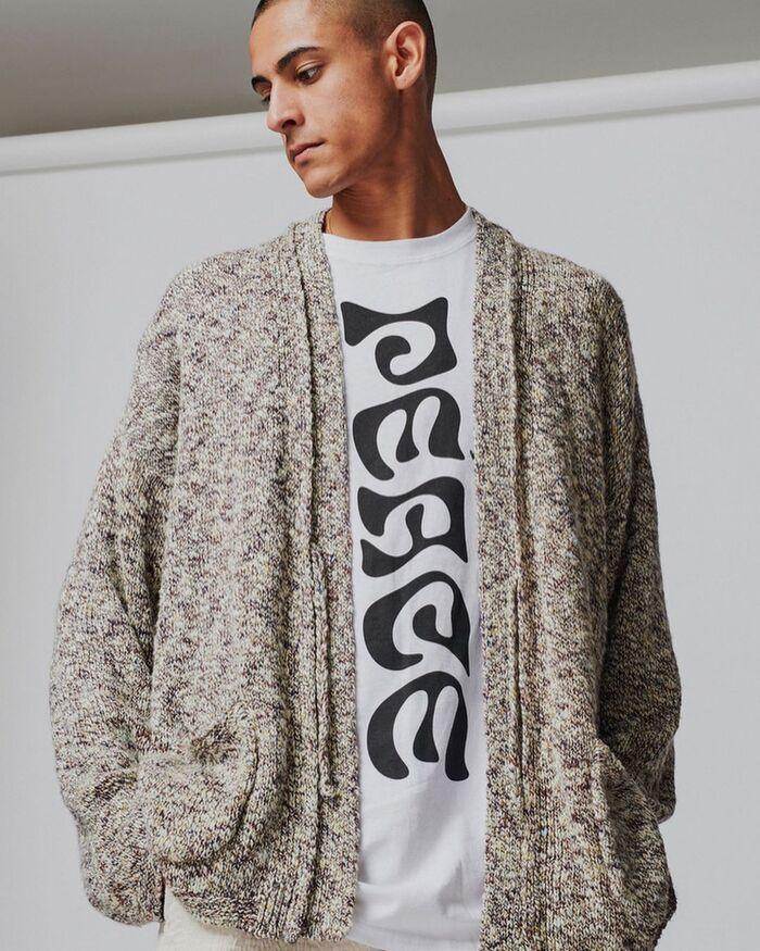 """Peace, Love"" Lumumba streetwear collection 7"