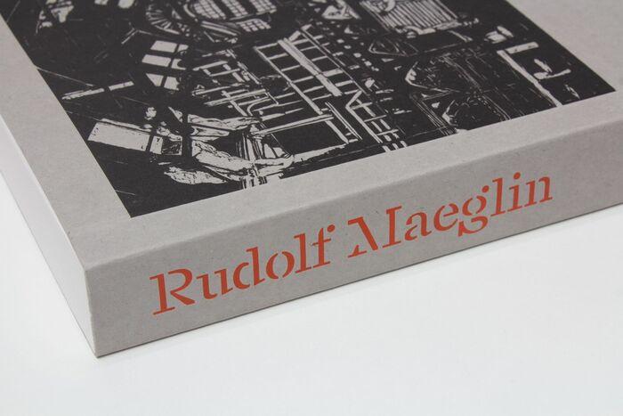 Rudolf Maeglin. Maler / Painter 1
