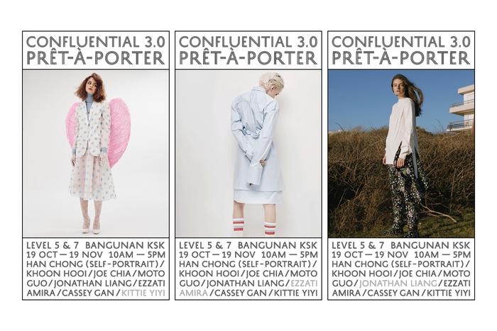Confluential 3.0: Prêt-À-Porter 1