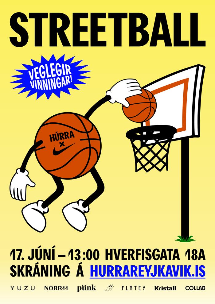 Streetball Húrra Reykjavík 1