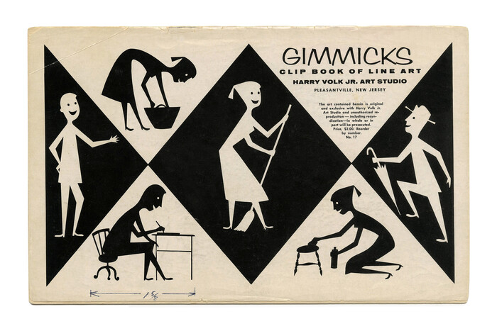 """""""Gimmicks"""" (No. 17) ft. all-caps  and ."""