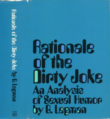 <cite>Rationale of the Dirty Joke</cite> by Gershon Legman