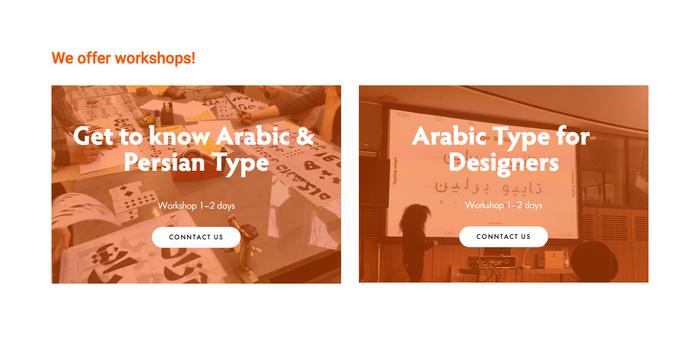 Type & Politics website 2