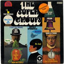 <cite>The Super Groups</cite> album art