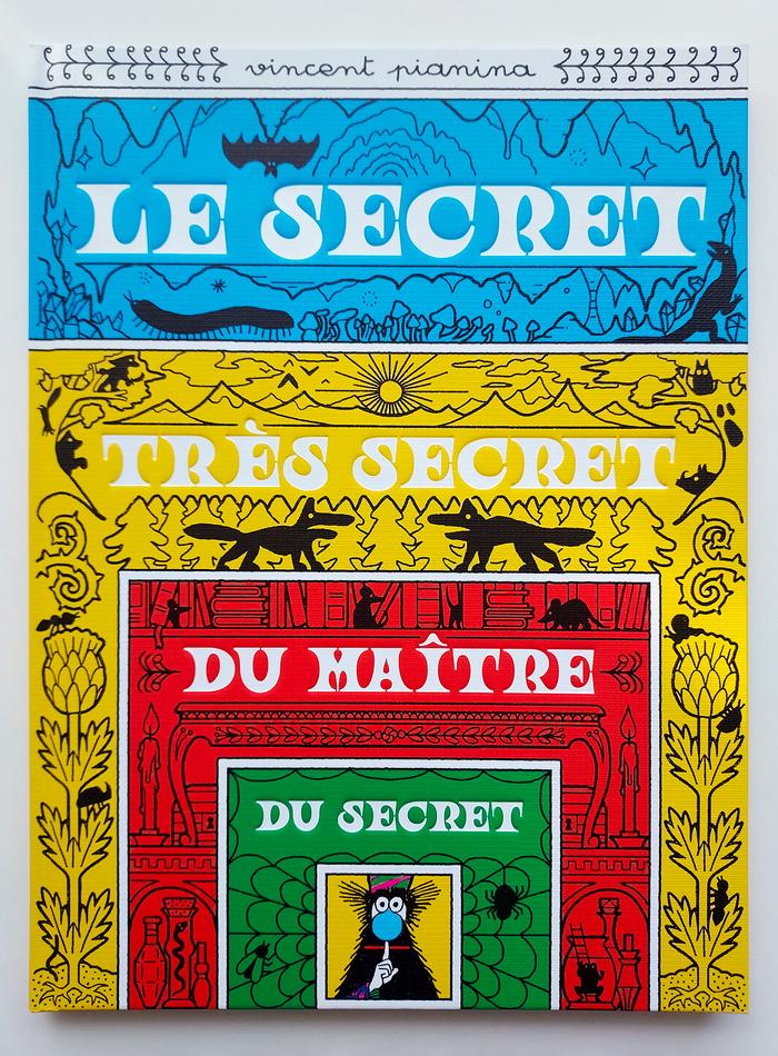Le secret très secret du maître du secret by Vincent Pianina 1