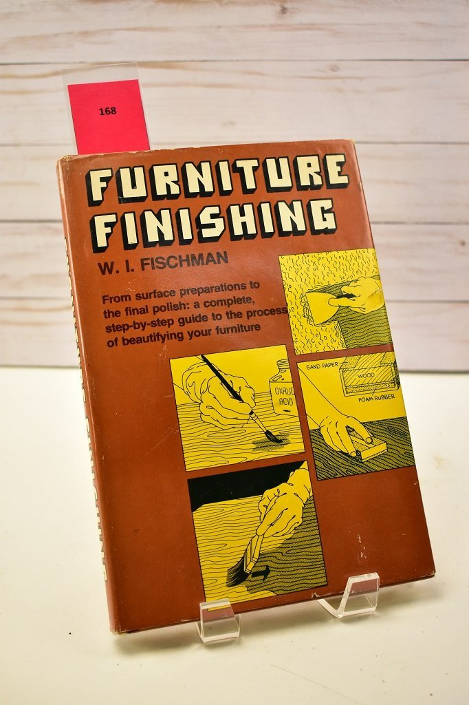 Furniture Finishing by W. I. Fischman 2