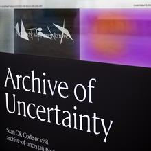 Archive of Uncertainty website