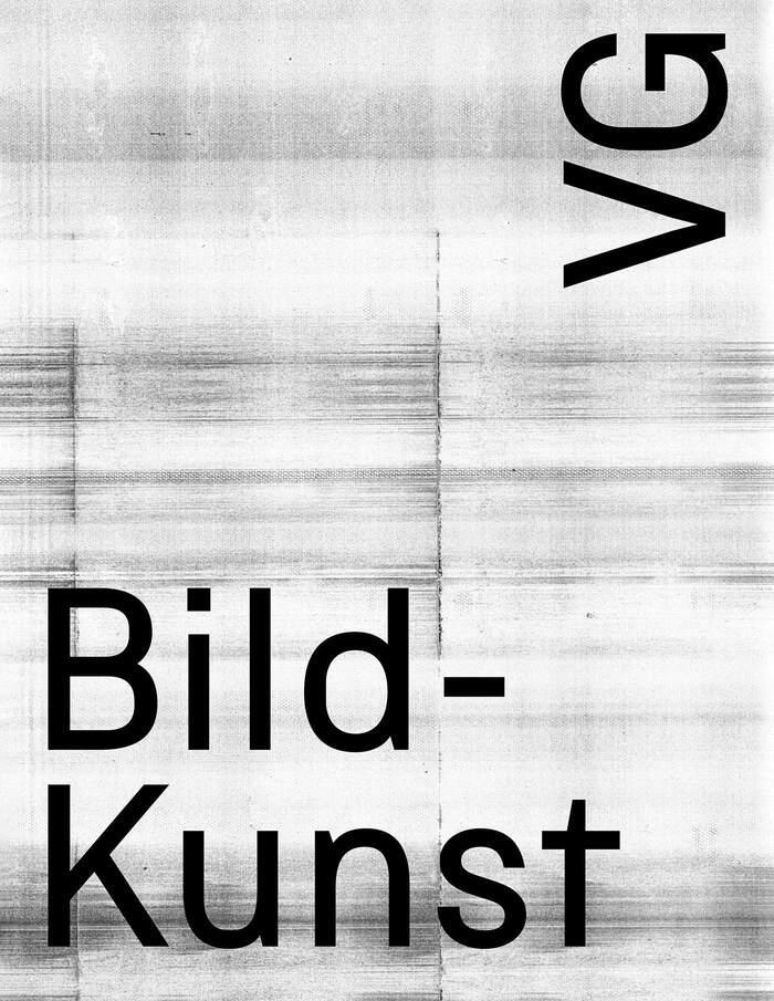 VG Bild-Kunst copyright association brochure 1