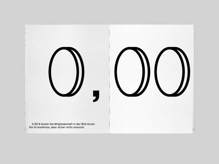 VG Bild-Kunst copyright association brochure 4