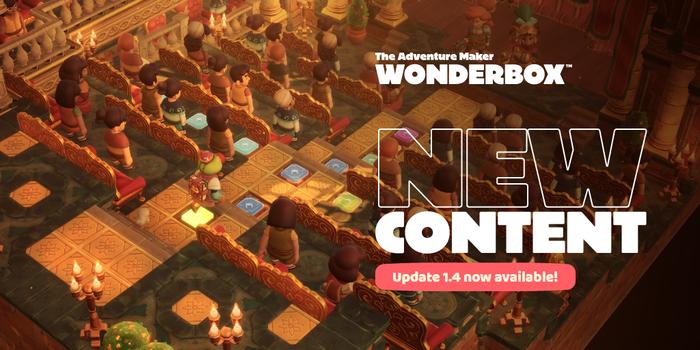 Wonderbox: The Adventure Maker 2