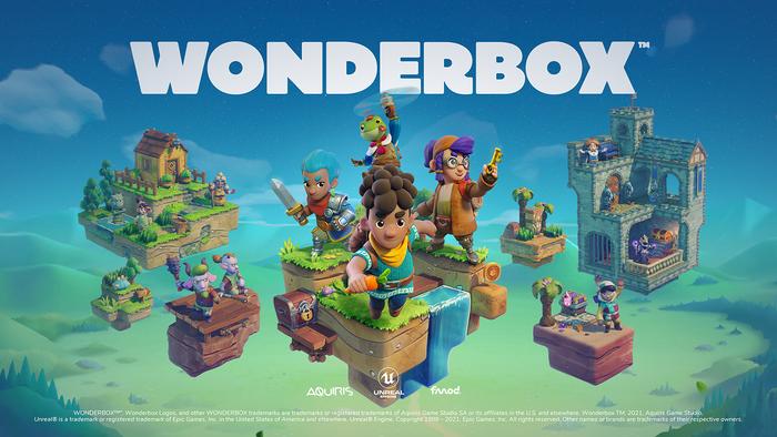 Wonderbox: The Adventure Maker 1