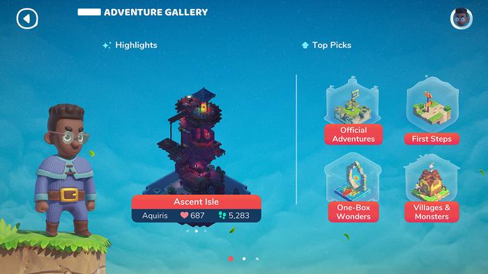 Wonderbox: The Adventure Maker 3
