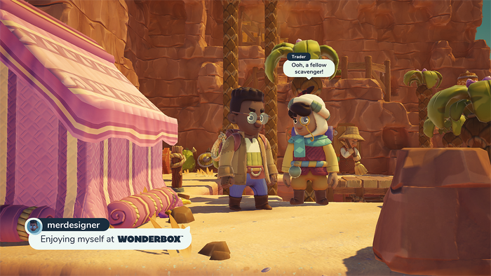 Wonderbox: The Adventure Maker 6