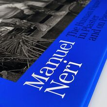 <cite>Manuel Neri: The Human Figure in Plaster and on Paper</cite> exhibition catalog